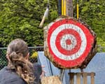 Axe-throwing and other top moments...