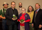 Tree heroes awarded