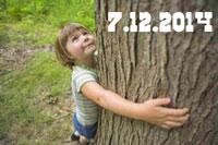 World Record Tree Hug
